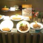 とんかつ まい泉 大丸東京レストラン -