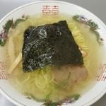 まるたかラーメン - 塩ラーメン 750円
