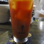 旬鮮居食屋 知花冷凍食品 - キンミヤ焼酎のトマト割