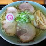 小三郎 - 2012/05 チャーシューめん¥735