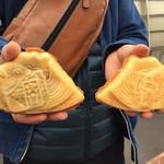ふじやまたいやき - 料理写真: