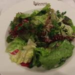 ルグドゥノム ブション リヨネ - 平日ランチ サラダ