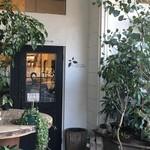 東京ガーデン - 外観 裏口
