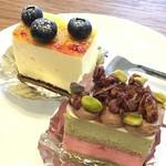 東京ガーデン - アントワーヌ・カレームのケーキ