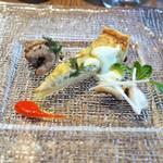 BISTRO FAVORI - 前菜盛り合わせ