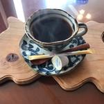 エンジェル - ホットコーヒー