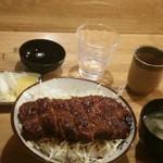 62847550 - 名古屋名物味噌カツ丼