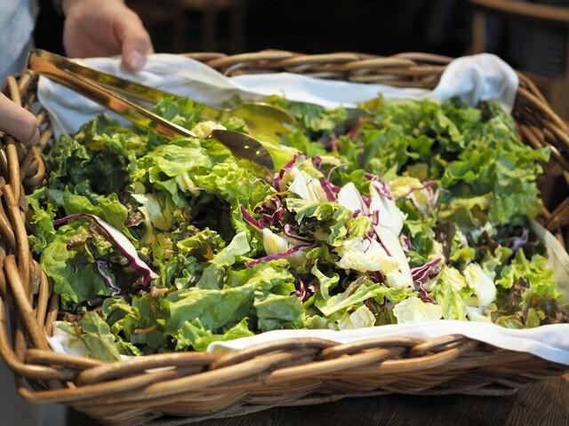 BISTRO FAVORI - グリーンサラダ