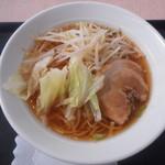 福華厨房 - ヘルシーラーメン 450円