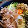わらじや - 料理写真:納豆うどん650円