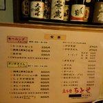 立ち呑 ちとせ - 2010.9