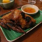 62850276 - 鶏の香ばし焼き