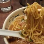 62850831 - 味噌ら~麺の麺あげ