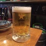 備屋 - 生ビール