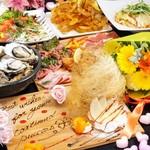 串揚げディップスカンナ - 料理写真:誕生日・記念日に!飛び込みOK!最高のサプライズを是非カンナで☆ご予算等のご相談承ります!