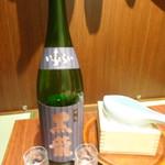 京都 瓢喜 - 日本酒・黒龍(いっちょらい)