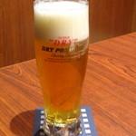 京都 瓢喜 - 生ビール