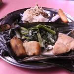 ニウギニ - 料理写真:ニューギニ・プレート