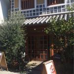 62857854 - 外観です。カフェは二階。