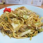 ふーちゃん - 料理写真:焼きそば 450円