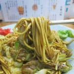 ふーちゃん - 茹で麺を使った酸味勝ちのソース焼きそば