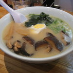 元祖札幌や - 料理写真:みそしいたけらーめん700円