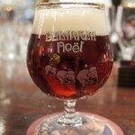 ベルギービール デリリウムカフェ レゼルブ - デリリウム・ノエル(950円)