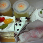 Pathisuriasshukatou - ケーキ