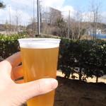 松江堀川地ビール館 特産品館 地ビールカウンター - おろち 殿さまサイズ 500円