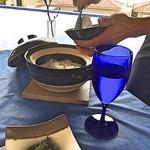 レストラン エタデスプリ - 土鍋の炊きたては美味しいですね
