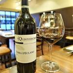 トラットリアビコローレヨコハマ - ワイン