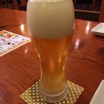 ごっ馳 - 生ビール