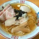 ひかり食堂 - 平子煮干ラーメン