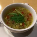 鎌倉点心 - スープ