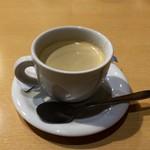 鎌倉点心 - コーヒーも付いてますよぉ