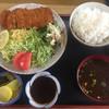 とんかつ まるい - 料理写真:とんかつ定食