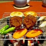 和田金 - ヒレ肉と野菜