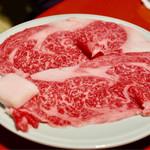 和田金 - すき焼き肉