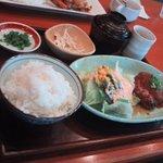 ブラキテ - 和風ハンバーグ膳