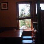 ブラキテ - 窓辺の席
