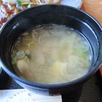 やまぼうし - 味噌汁