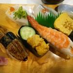 浜寿司 - お昼のランチに丁度 良い量