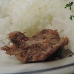 Boqueria - 豚肉のしぐれ煮