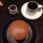 みじんこ - ブレンド&ホットケーキ