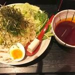 鯉のぼり - 激辛つけ麺(並) 680円