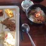 ファミリーホテル開春楼 - 料理写真: