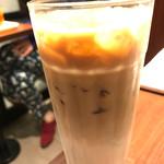 ドトールコーヒーショップ - ハニーカフェラテMサイズ350円