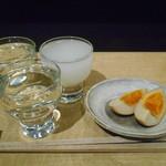 サケショップ フクミツヤ - 加賀鳶と酒肴