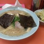 ネギいちラーメン - 大盛A定食 ¥1100