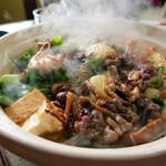 丁子屋 - 鴨鍋